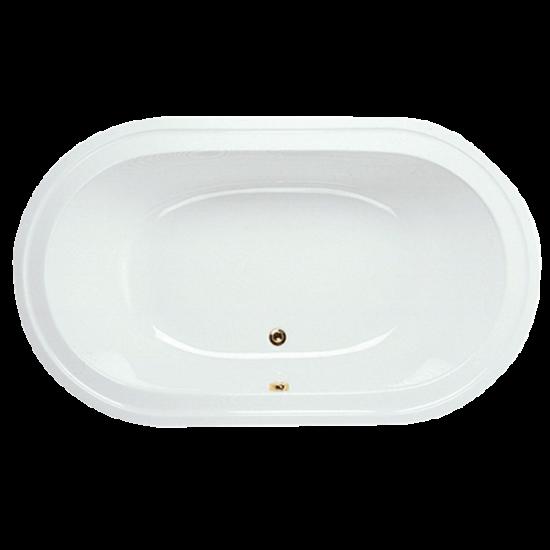 Kos akril fürdőkád 192,5x117x47,5 cm