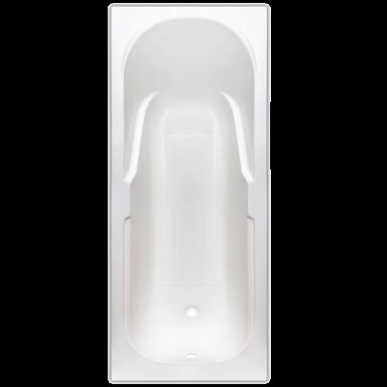 Akril egyenes fürdőkád 170x70 cm